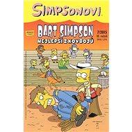 Bart Simpson Nejlepší z kovbojů: 42186 - Kniha