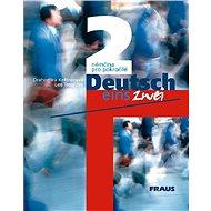 Kniha Deutsch eins, zwei 2 Učebnice - Kniha