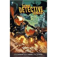 Batman DC4 Trest - Kniha