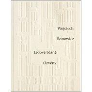 Lidové básně Ozvěny - Kniha