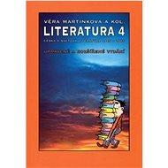 Literatura 4 pro SŠ učebnice: Česká a světová literatura 1945-2005 - Kniha