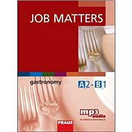 Job Matters Gastronomy: Učebnice + poslech mp3 - Kniha