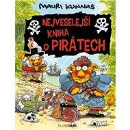 Nejveselejší kniha o pirátech - Kniha