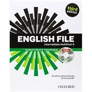 English File Intermediate Multipack B 3.e. - Kniha
