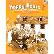 Happy House 3rd Edition 1 Pracovní sešit s poslechovým CD - Kniha