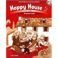 Happy House 3rd Edition 2 Pracovní sešit s poslechovým CD - Kniha