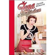 Žena s dranžírákem - Kniha
