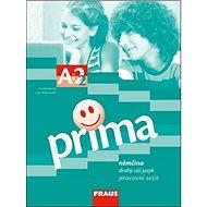 Kniha Prima A2/díl 4 Pracovní sešit: Němčina druhý cizí jazyk - Kniha