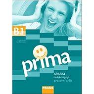 Kniha Prima B1/díl 5 Pracovní sešit: Němčina druhý cizí jazyk - Kniha