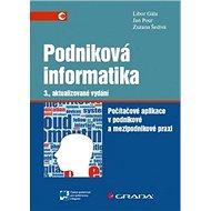 Podniková informatika: 3., aktualizované vydání - Kniha