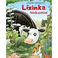 Lízinka hledá poklad - Kniha