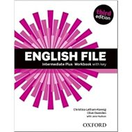 English File Third Edition Intermediate Plus Workbook with Answer Key - Kniha