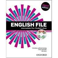English File Third Edition Intermediate Plus Student´s Book with iTutor DVD-ROM - Kniha