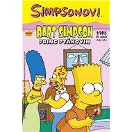Bart Simpson Princ ptákovin: 42248 - Kniha