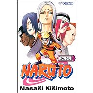 Naruto 24 V úzkých! - Kniha