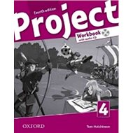 Project Fourth Edition 4 Workbook with Audio CD - Kniha