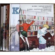 Kamo I-IV BOX - Kniha