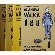 Alanova válka 1-3 BOX: Podle vzpomínek Alana Ingrama Copea - Kniha