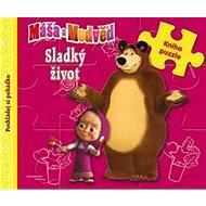 Máša a Medvěd Sladký život: poskládej si pohádku