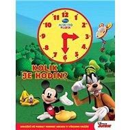 Mickeyho klubík Kolik je hodin?: kniha s hodinami