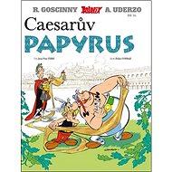 Asterix 36: Caesarův papyrus - Kniha