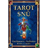 Tarot snů: Kniha, 78 karet a váček - Kniha