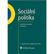 Sociální politika - Kniha
