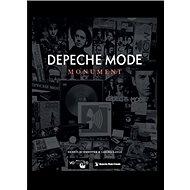 Depeche Mode Monument - Kniha