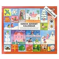 Czech Advent Calendar: 24 miniature books of Christmas stories, poems and carols and one extra book  - Kniha