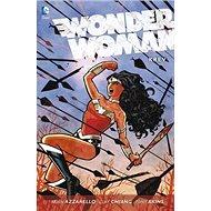 Wonder Woman Krev - Kniha