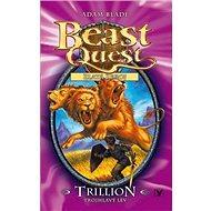Trillion Trojhlavý lev: Beast Quest zlatá zbroj