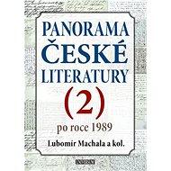 Panorama české literatury 2: po roce 1989