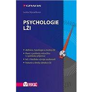 Psychologie lži - Kniha
