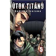 Útok titánů 5 - Kniha