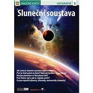 Naučné karty Sluneční soustava - Kniha