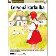 Naučné karty Červená Karkulka - Kniha