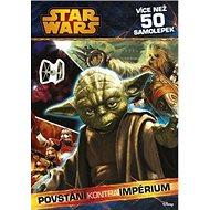 STAR WARS Povstání kontra Impérium: Více než 50 samolepek - Kniha