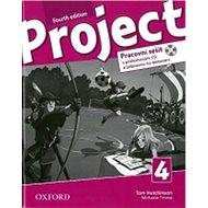 Project Fourth Edition 4 Pracovní sešit: S poslechovým CD a přípravou na testování - Kniha