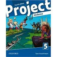 Project Fourth Edition 5 Učebnice - Kniha