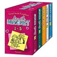 Deník mimoňky 1-5 BOX - Kniha