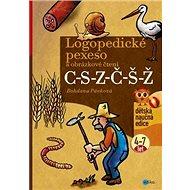 Logopedické pexeso C-S-Z-Č-Š-Ž: a obrázkové čtení 4-7 let