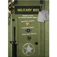 Military 1-3 BOX: Komplet tří knih, pro všechny fanoušky military