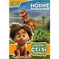 Hodný dinosaurus Vybarvuj, čti si, nalepuj: Filmový příběh
