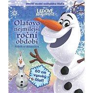Ledové království Olafovo nejmilejší roční období: Příběh se skládačkou - Kniha