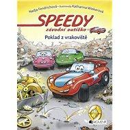 Speedy závodní autíčko Poklad z vrakoviště - Kniha