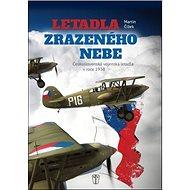 Letadla zrazeného nebe: Československá vojenská letadla v roce 1938 - Kniha