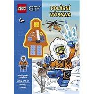 LEGO CITY Polární výprava: velký příběh, aktivity, komiks - Kniha