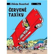 Béda Bouchal 1 Červené taxíky - Kniha