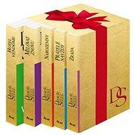 Vánoční komplet Daniele Steel BOX: Hotel Vendome, Milovat znovu, Přátelé navždy, Zrada - Kniha