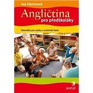 Angličtina pro předškoláky - Kniha
